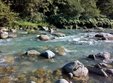 fiume sarca val rendeva