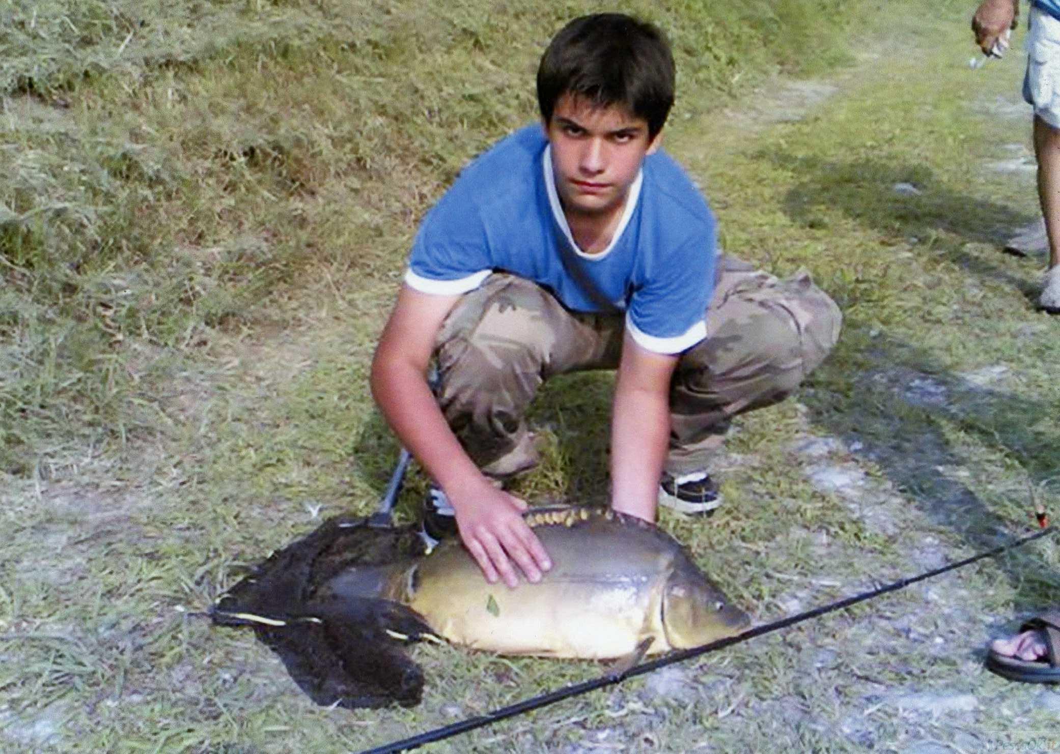 Casa di riposo con pesca