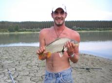 Carpetta alla prima pescata