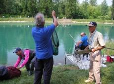 A pesca insieme