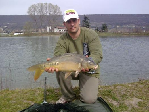 Regione sardegna info pesca sportiva e licenza - Carpa a specchio ...