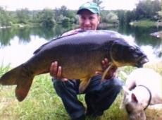 Carpa 15 .7 kg
