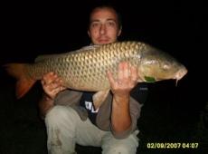 Una bella pescata