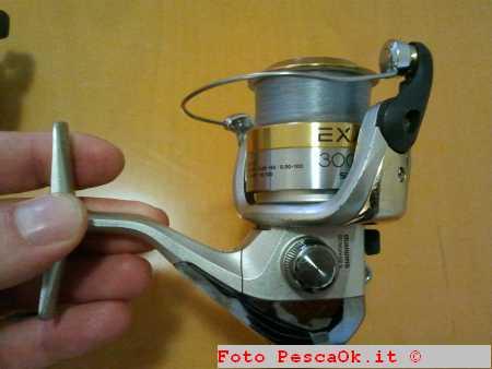 Il vecchio  Exage 3000 SFA
