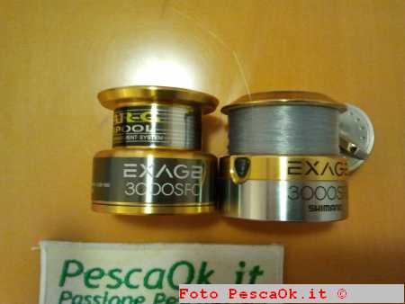 Bobina Exage 3000 SFC ed SFA