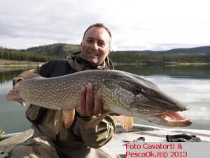 pescare in Alaska