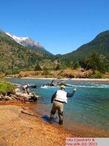 Pesca in Cile
