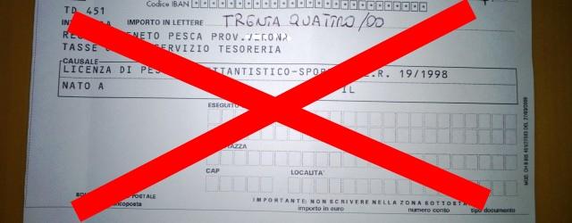 Abolizione licenza da pesca per Disabili
