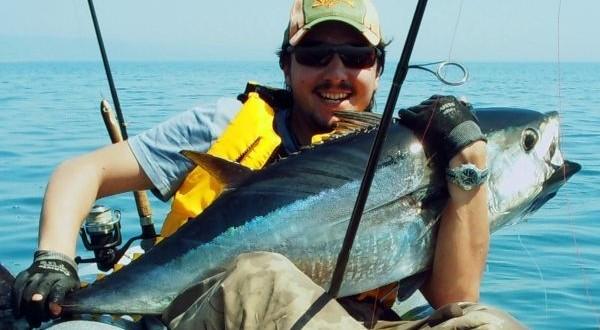 Intervista a Pierluigi Cantafio, Calabrian Angler
