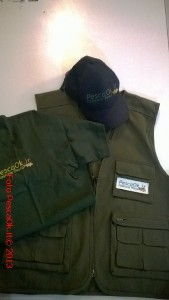 kit abbigliamento pescaok