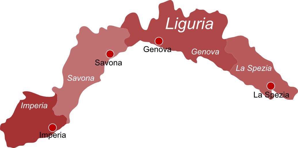 Regione liguria info pesca sportiva e licenza - Regione liguria certificazioni energetiche ...