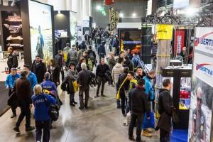 Pescare Show 2016 Fiera di Vicenza