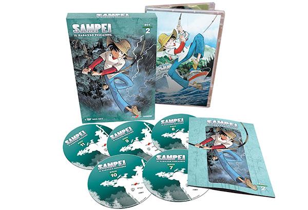sampei dvd seconda uscita