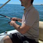 maglia asciugatura rapida per pescare