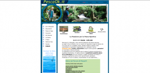 home page pescaok 2006