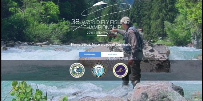 Mondiali di pesca a mosca 2018 in Trentino – Wffc2018