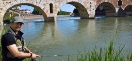 Urban Fishing: due avventure nel veronese