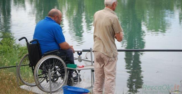 3 dicembre 2020, Giornata Internazionale delle persone con Disabilità: disabili e pesca sportiva
